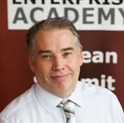 Darren Walsh, Senior Lean Coach